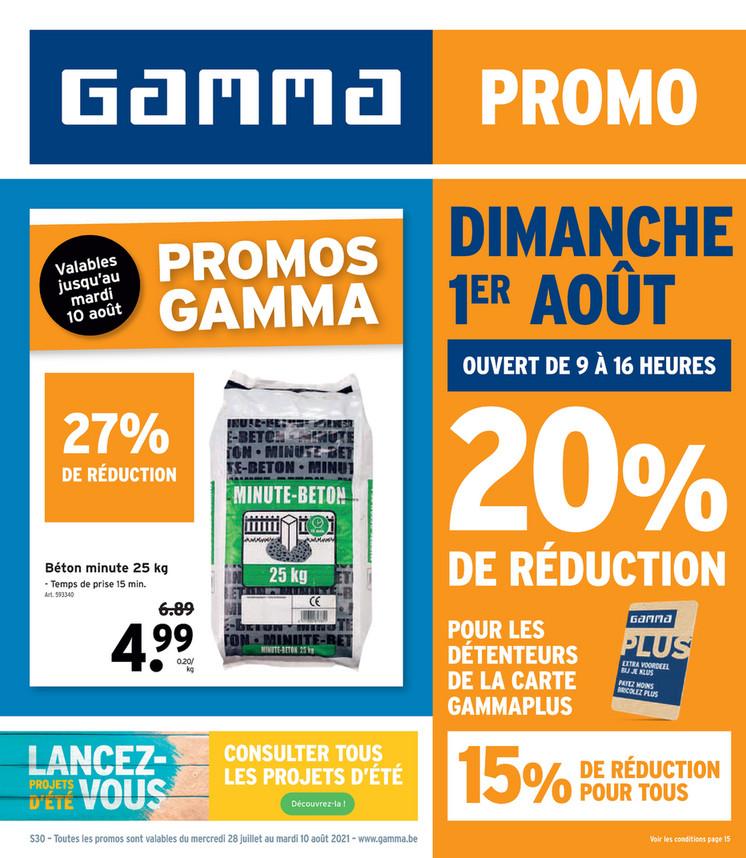 Folder Gamma du 28/07/2021 au 10/08/2021 - Promotions de la semaine 30.pdf