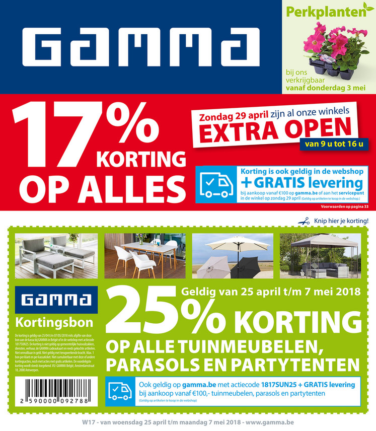 Gamma folder van 25/04/2018 tot 07/05/2018 - GB17_NL_online.pdf