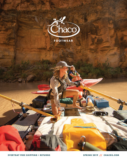 catalog landing page | Chacos