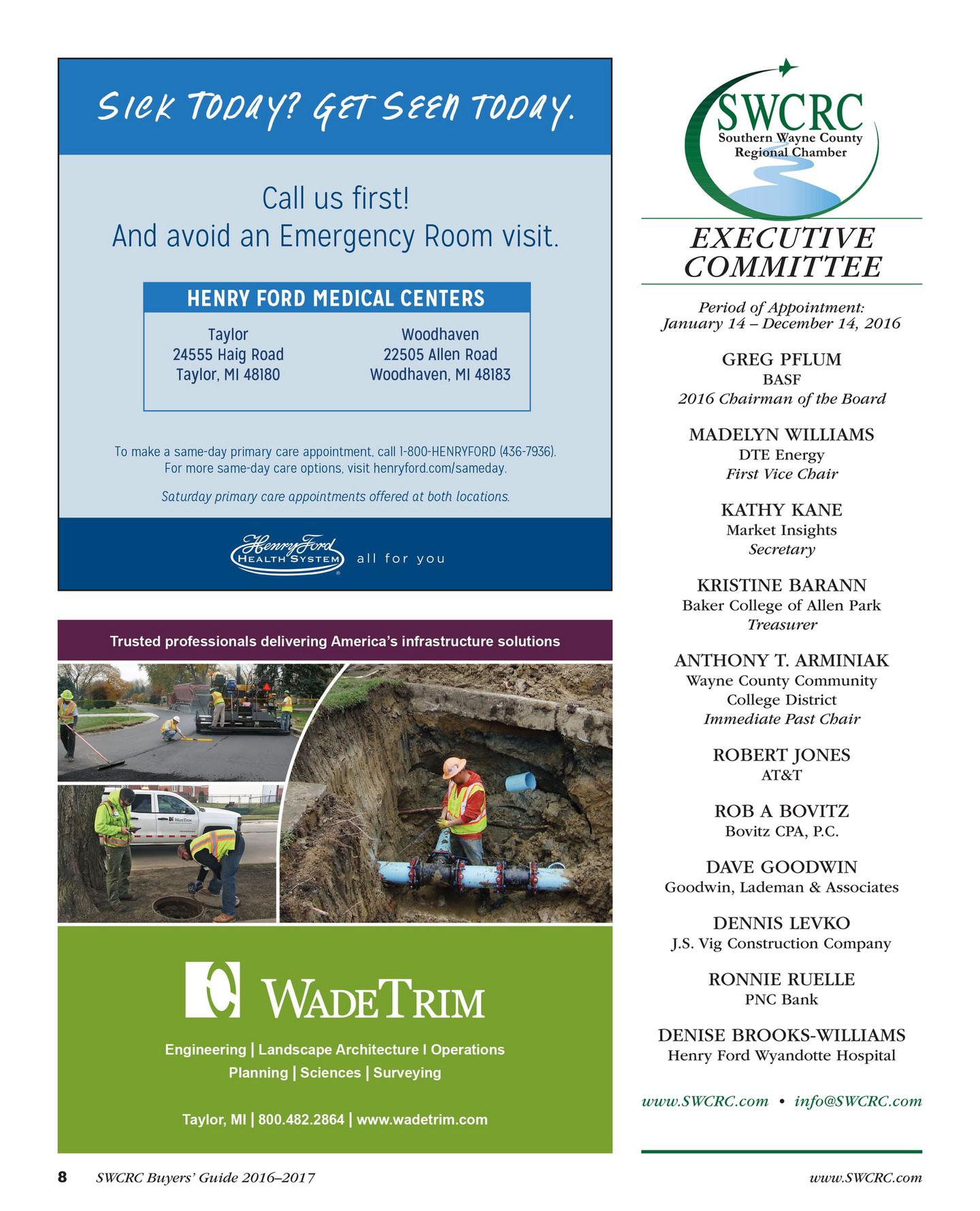 Buyers Guide 2016 2017 Southern Wayne County Regional
