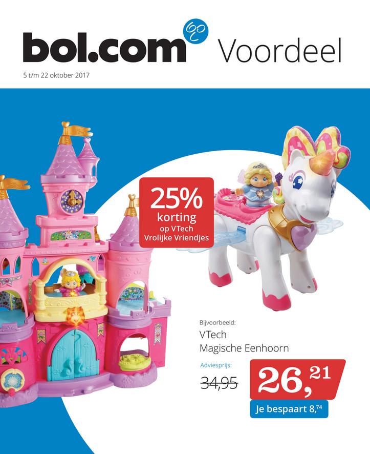 Bol.com folder van 05/10/2017 tot 22/10/2017 - Folder bol.com Voordeel_.pdf
