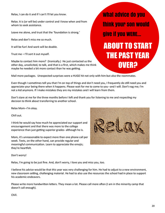 St  Albans School - AdviceforSeniorParents - Page 22 - Created with