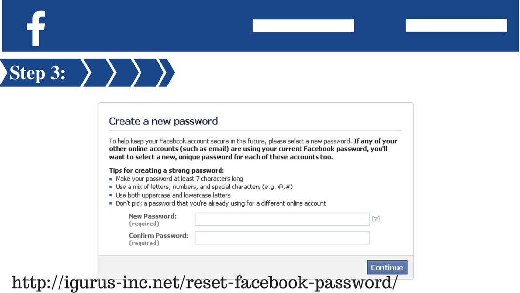 http://igurus-inc net - Reset Facebook Password by Facebook Expert