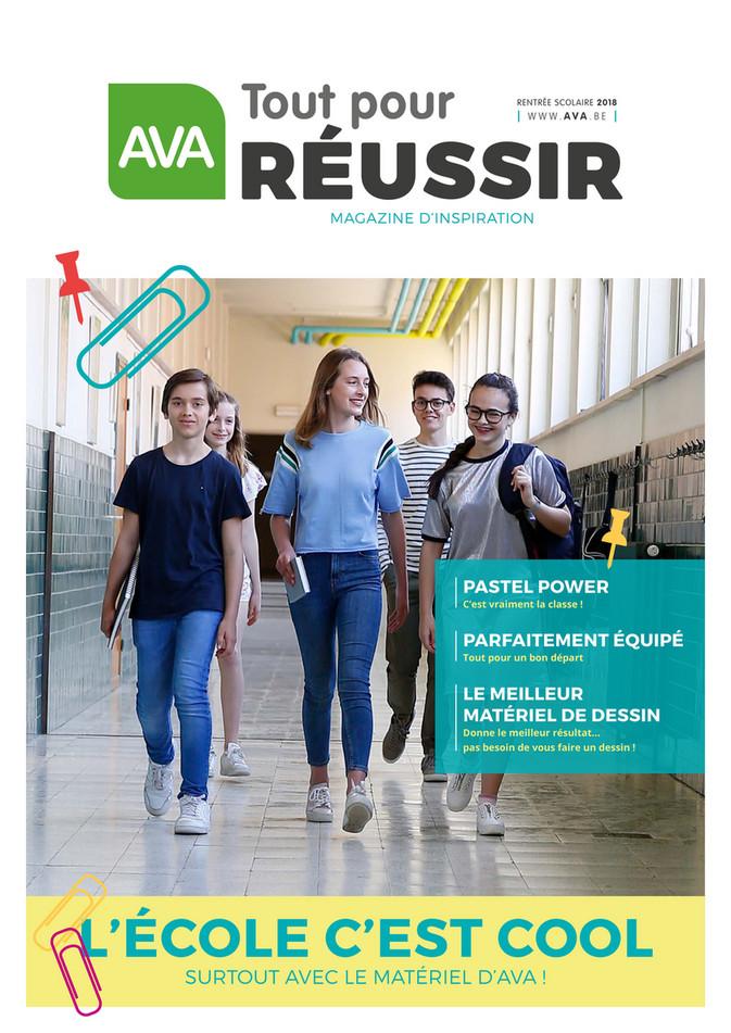 Folder Ava du 11/07/2018 au 14/09/2018 - AVA Magazine 3 Terug naar school_FR.pdf