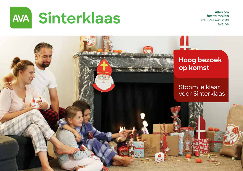 Ava folder van 06/11/2019 tot 10/12/2019 - Sint