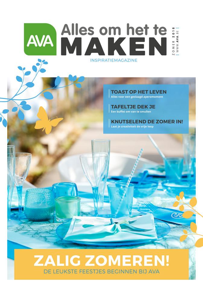 Ava folder van 09/04/2018 tot 01/07/2018 - LR_AVA_003 AVA Magazine zomer 2018_NL_myShopi.pdf