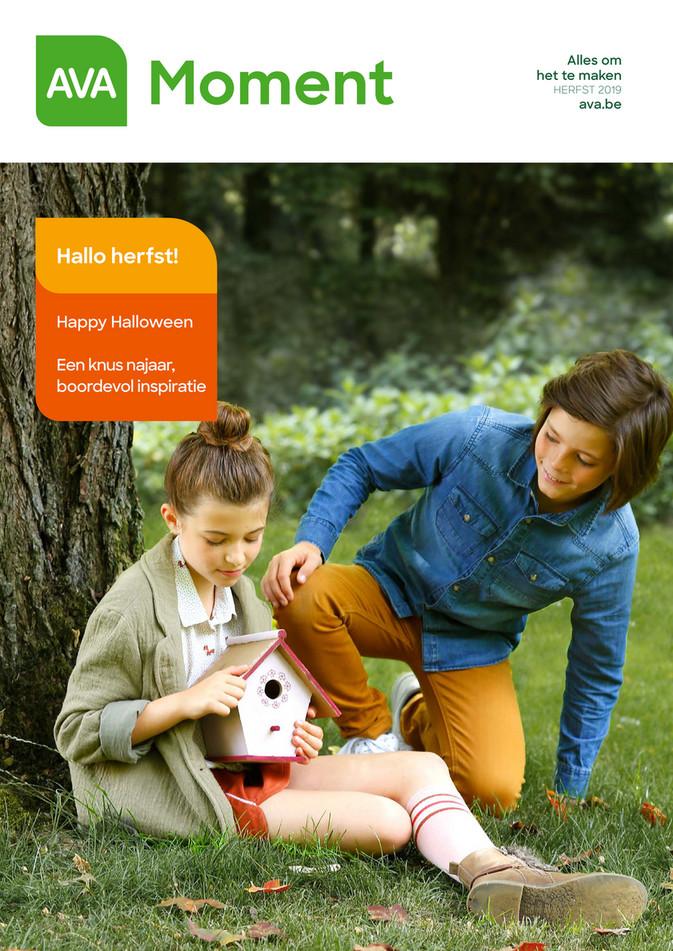 Herfst magazine