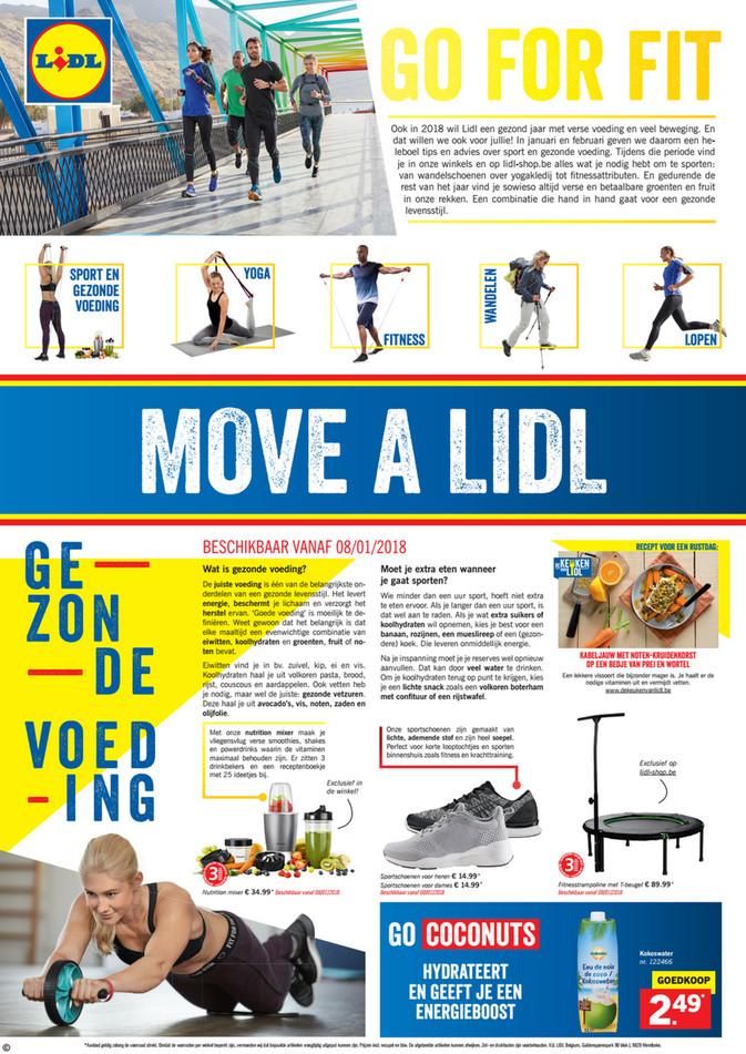 Lidl folder van 09/01/2018 tot 11/03/2018 - move a lidl - sport editie