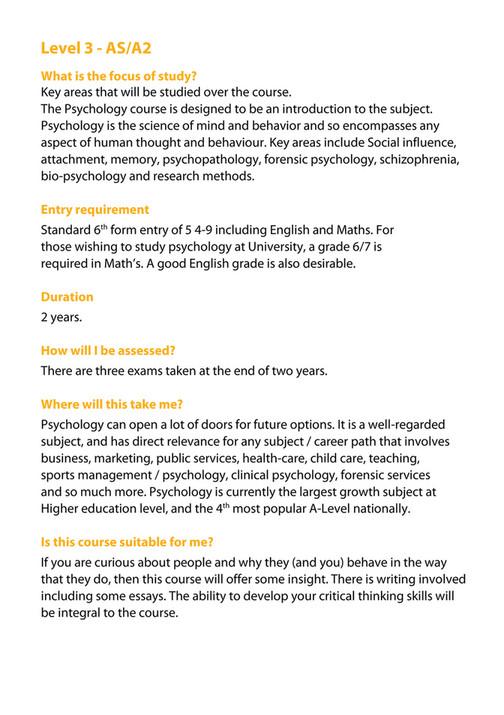 the wellington academy   psychology a level   page    created with  the wellington academy   psychology a level   page    created with  publitascom