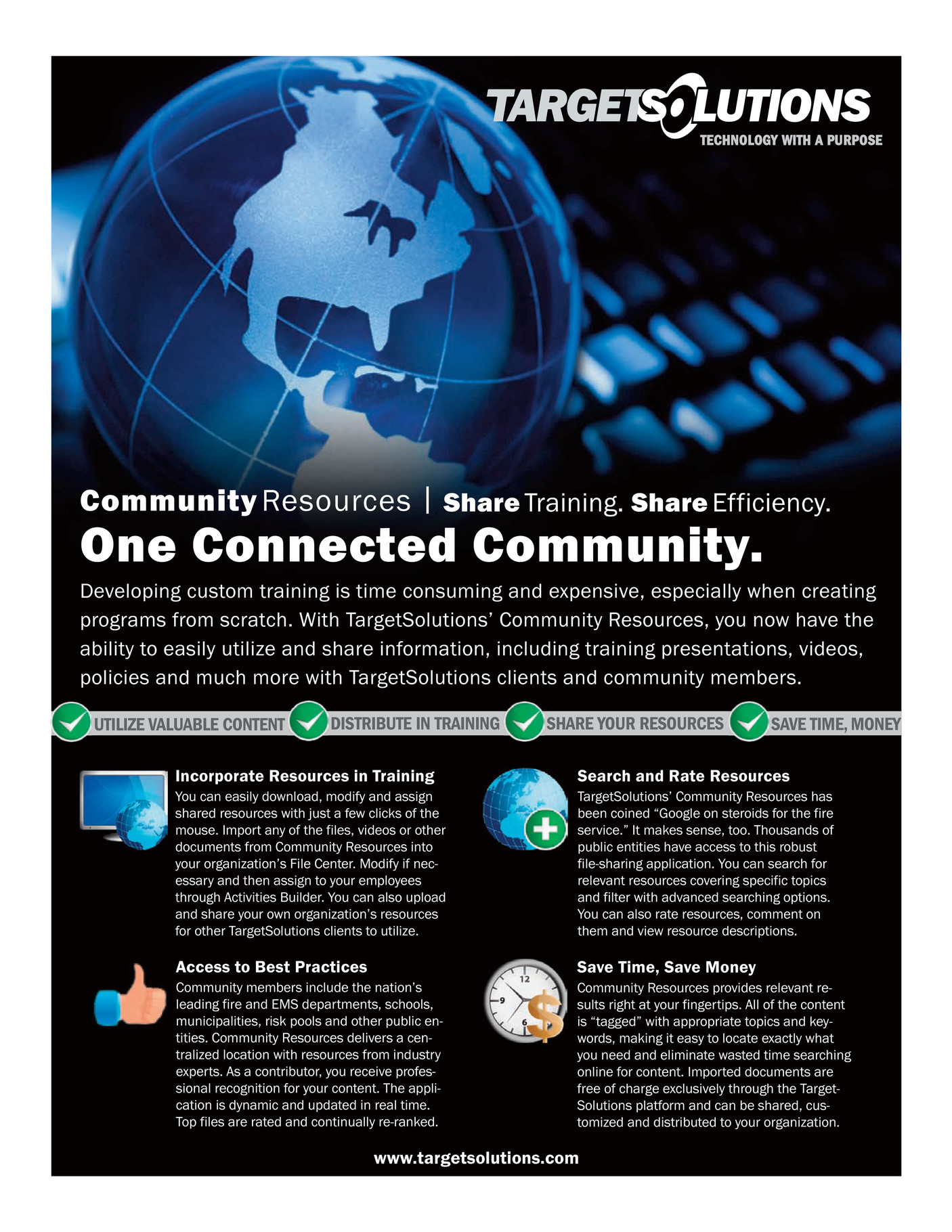 TargetSolutions - Community Resources Overview - Page 1