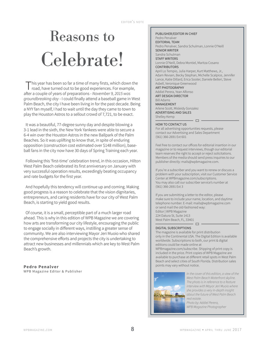 Real Estate Anniversary Letter from view.publitas.com
