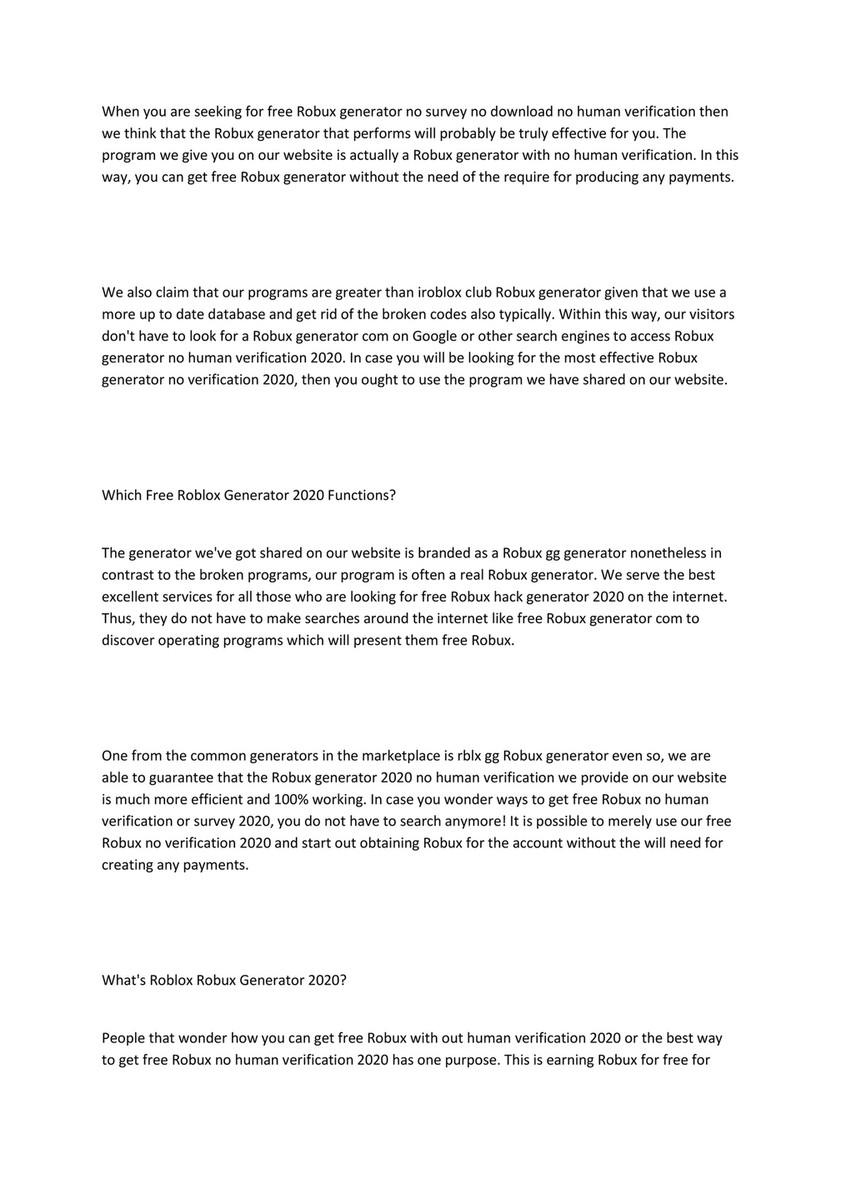 My Publications Free Robux Codes Generator 2020 5k Free Rubox