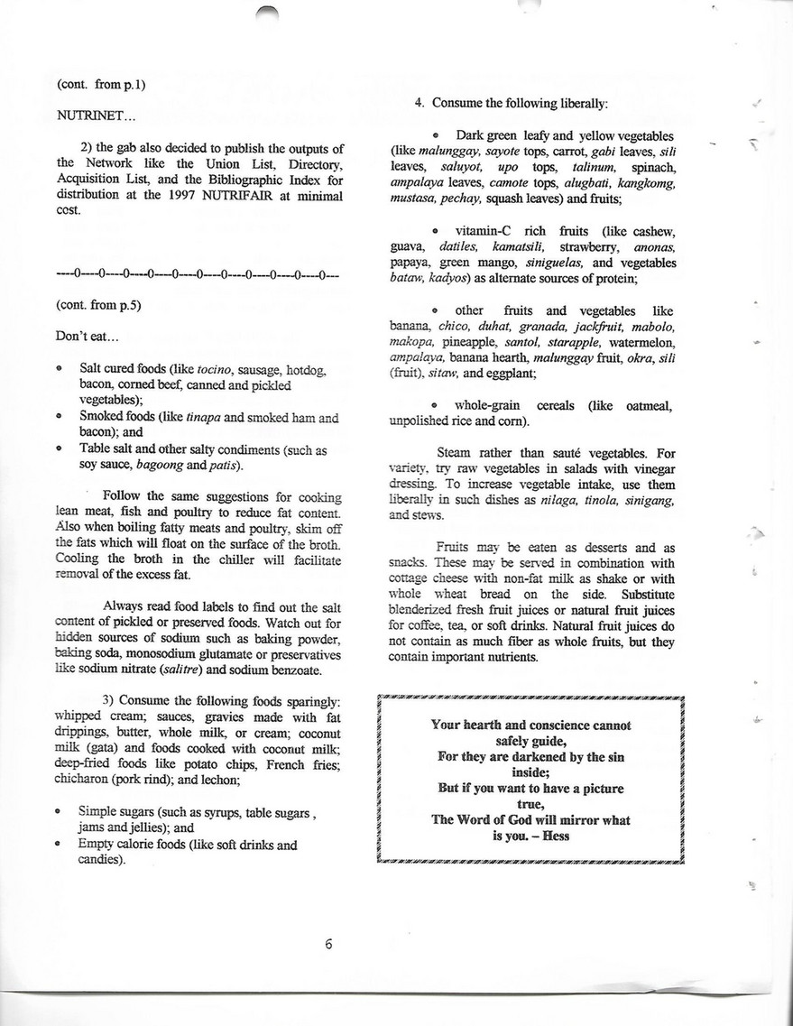 NUTRINET - NLvol5no1 - Page 6-7 - Created with Publitas com