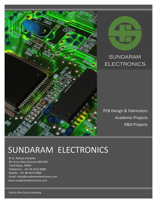 Sundaram Electronics - Product Catalog - Page 8 - Created