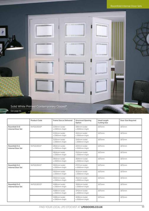 Doors Floors Direct Ltd - LPD Doors Brochure 2018 - Page 96-97 - Created with Publitas.com & Doors Floors Direct Ltd - LPD Doors Brochure 2018 - Page 96-97 ...