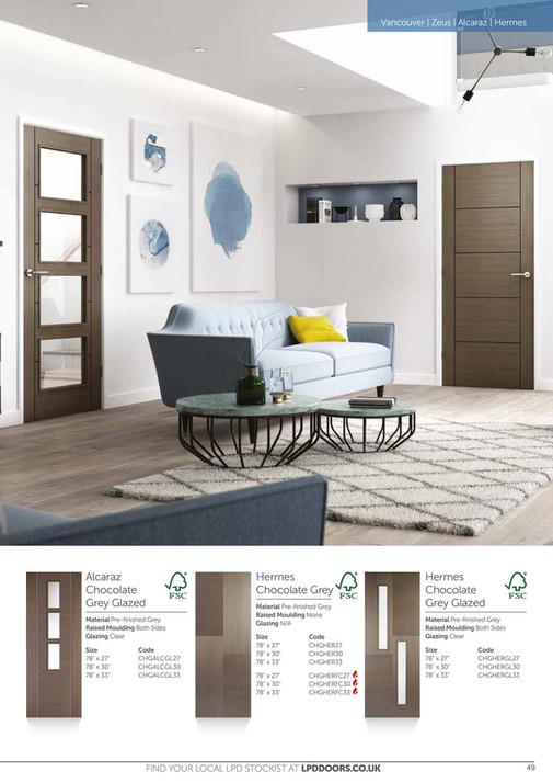 Doors Floors Direct Ltd - LPD Doors Brochure 2018 - Page 46-47 - Created with Publitas.com & Doors Floors Direct Ltd - LPD Doors Brochure 2018 - Page 46-47 ...