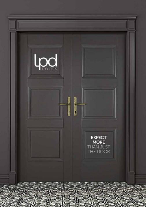 Doors Floors Direct Ltd - LPD Doors Brochure 2018 - Page 2-3 - Created with Publitas.com  sc 1 st  Publitas & Doors Floors Direct Ltd - LPD Doors Brochure 2018 - Page 2-3 ...