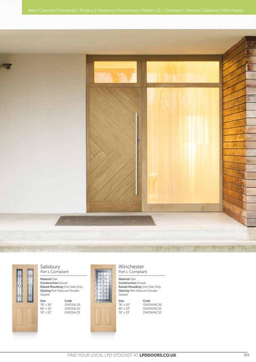Doors Floors Direct Ltd - LPD Doors Brochure 2018 - Page 104-105 - Created with Publitas.com & Doors Floors Direct Ltd - LPD Doors Brochure 2018 - Page 104-105 ...