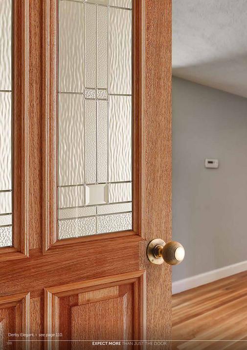 108 EXPECT MORE THAN JUST THE DOOR & Doors Floors Direct Ltd - LPD Doors Brochure 2018 - Page 108-109 ...