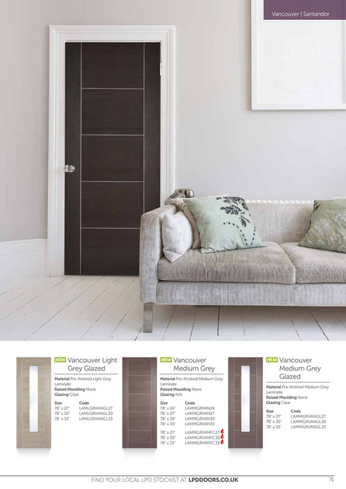 Doors Floors Direct Ltd - LPD Doors Brochure 2018 - Page 68-69 - Created with Publitas.com & Doors Floors Direct Ltd - LPD Doors Brochure 2018 - Page 68-69 ...