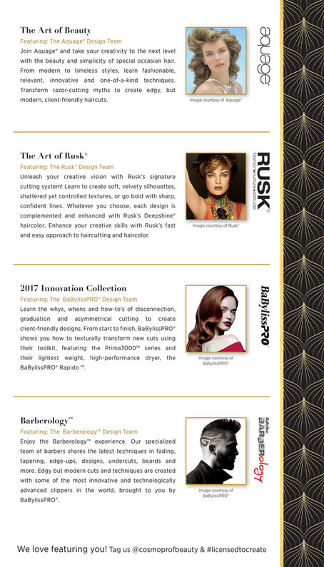My publications - 2018 Fashion Focus Brochure Concept - Page 16-17 - Created with Publitas.com