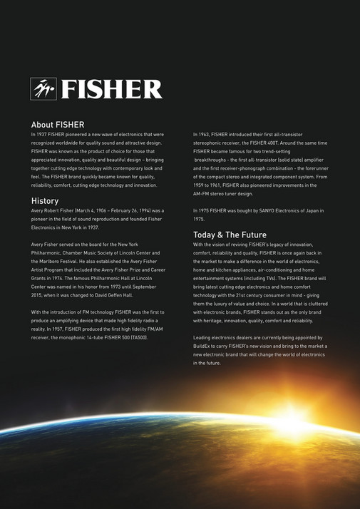 BuildEx - Fisher Catalogue - Page 1 - Created with Publitas com