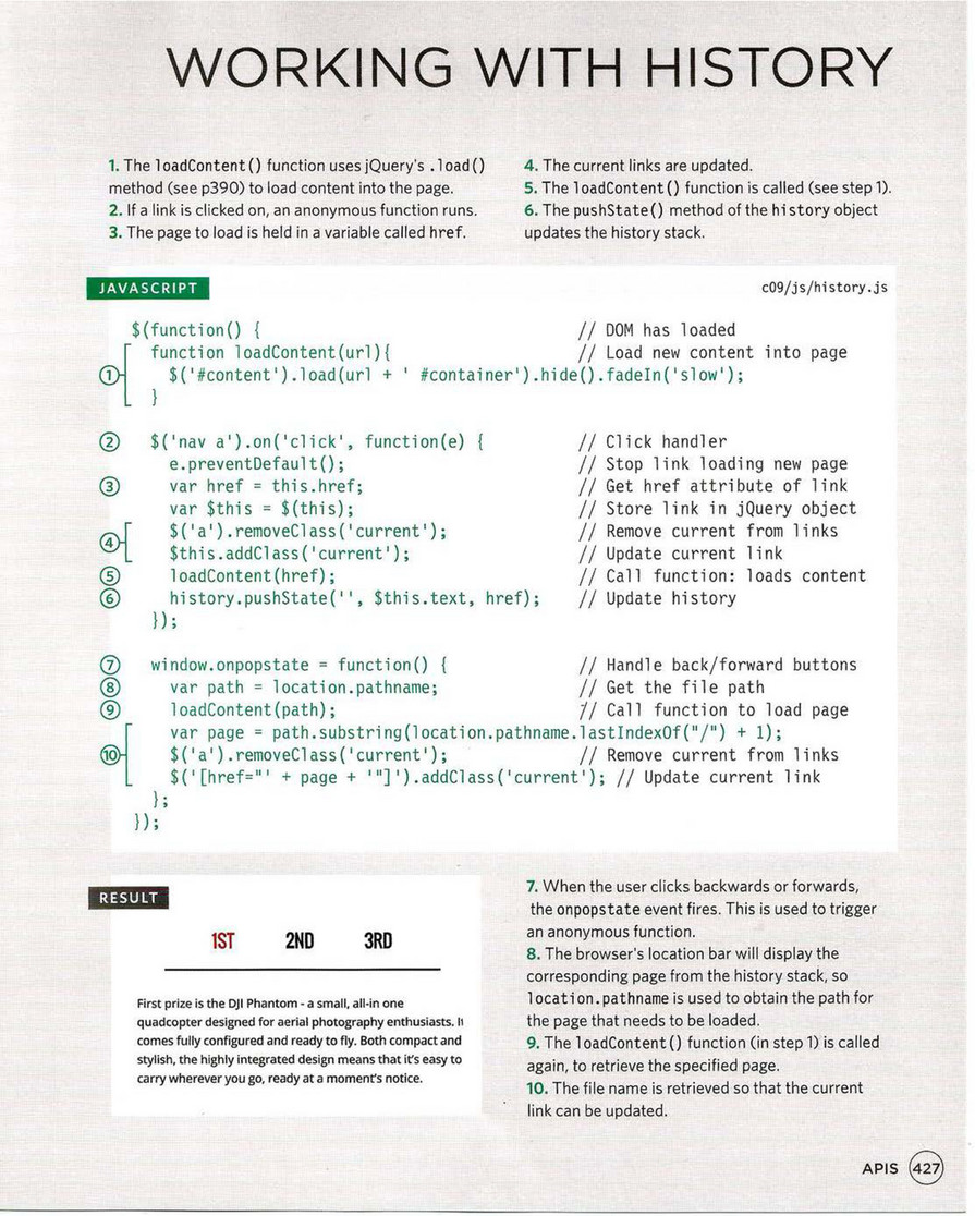 My publications - 253307793-Javascript-and-Jquery-Jon-Duckett - Page