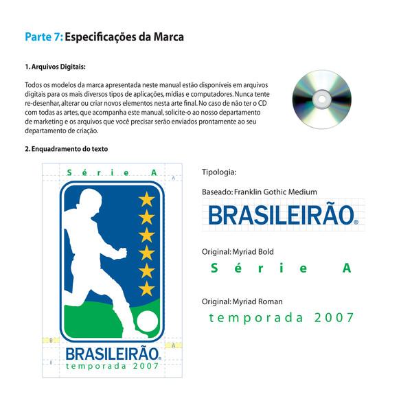 dad design - Campeonato Brasileiro - Brasileirão - Brand