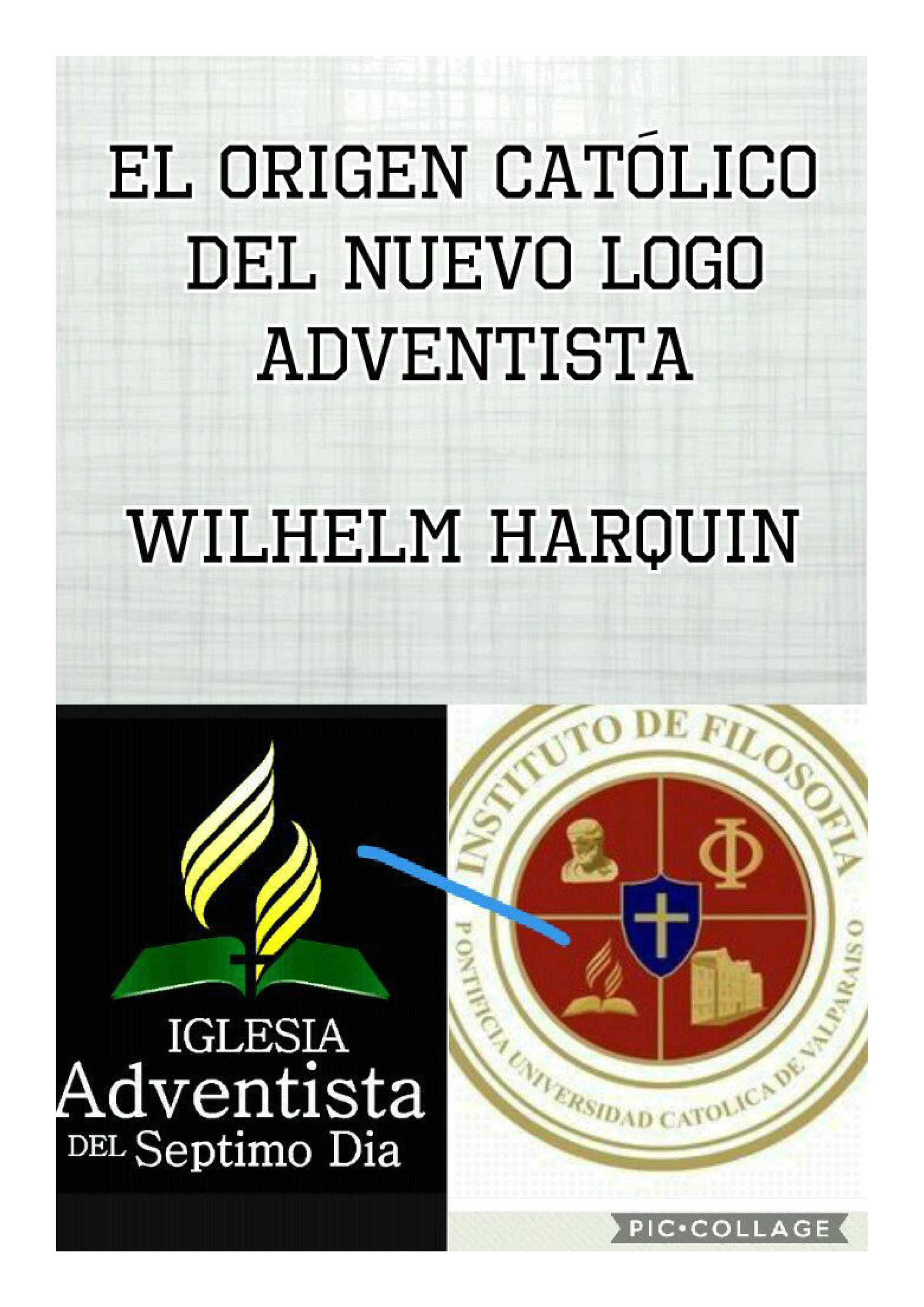 None El Origen Catolico Del Nuevo Logo Adventista Page 1 Created With Publitas Com