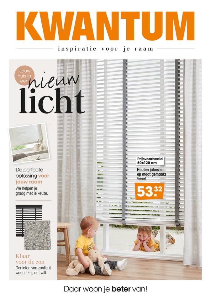 Raamdecoratie magazine 2021