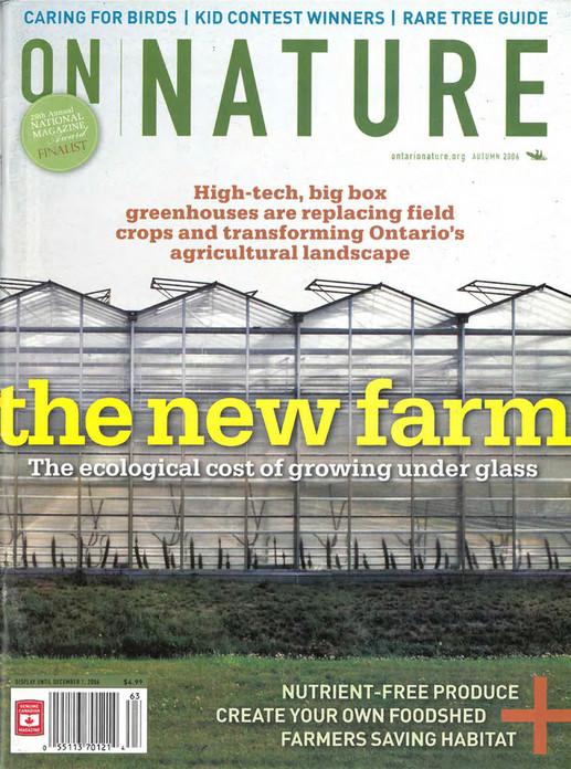 ON Nature magazine - ON_Nature_2006_Autumn - Page 1