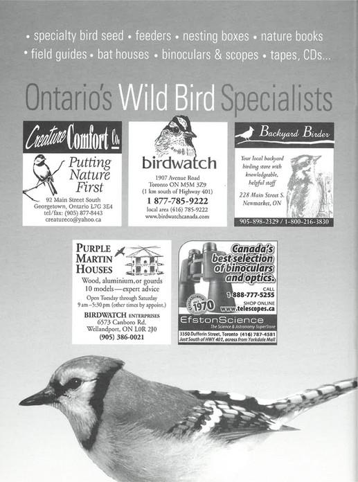 ON Nature magazine - Summer 2009 - Page 44-45