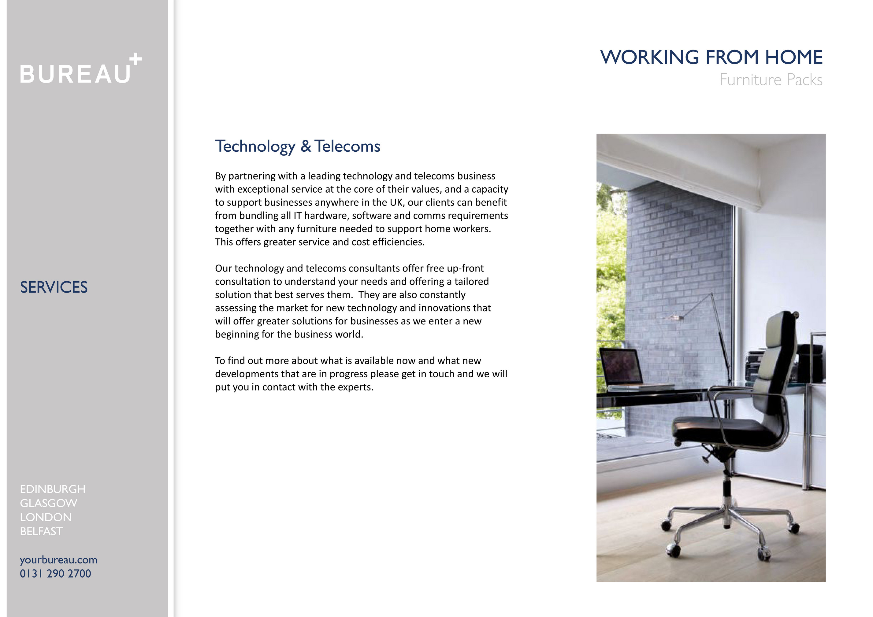 Working From Home Office Furniture Page 4