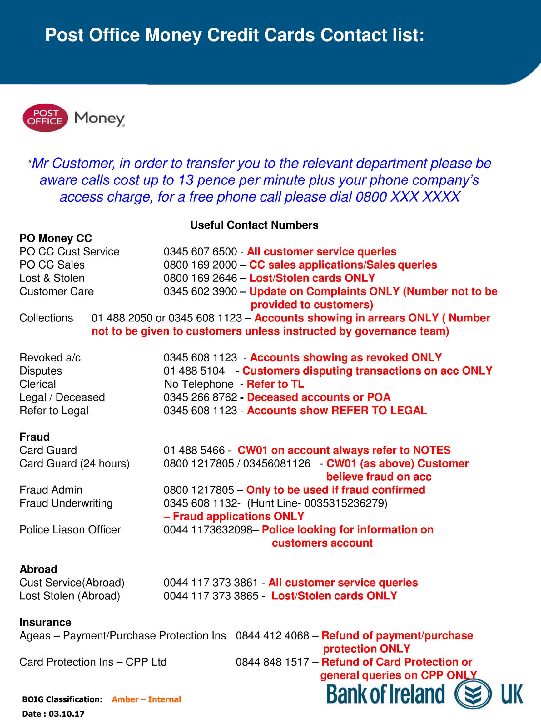 Boi Post Office Money 20171003 Page 1 Created With Publitas Com