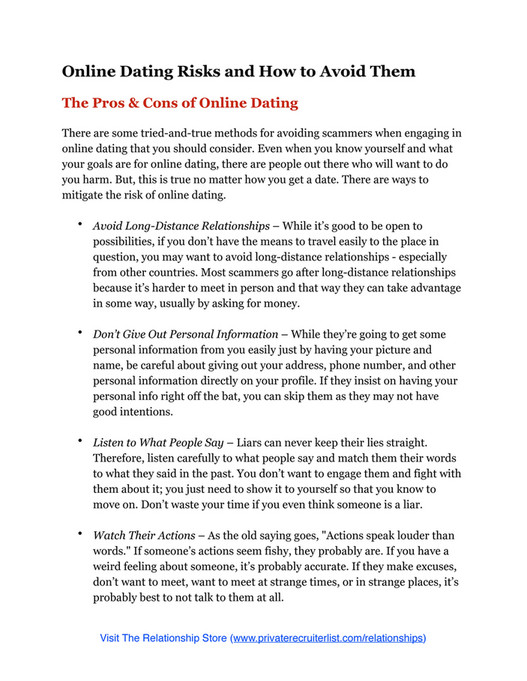 Felicianorton - Online Dating - Is It Worth It - Page 14-15