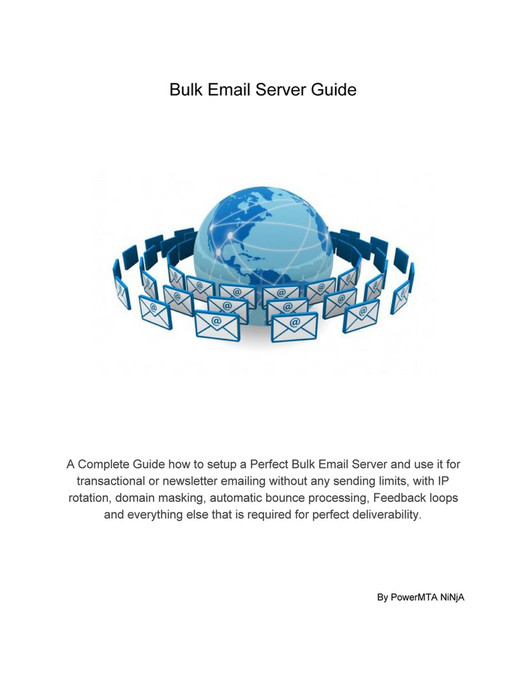 My publications - Bulk Email Server Guide - Page 1 - Created with