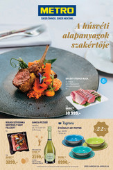 Húsvéti Gourmet katalógus 2020/08