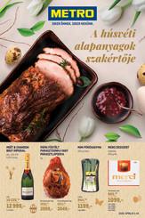 Húsvéti Gourmet katalógus 2020/09