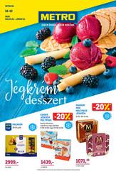 Jégkrém-desszert katalógus 2020/12-13