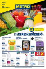 Ajánlataink kiskereskedőknek 2020/12-13