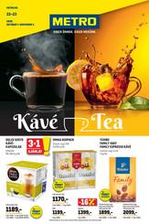 Kávé & Tea katalógus 2020/22-23
