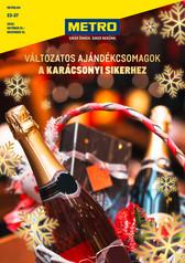 Változatos ajándékcsomagok a karácsonyi sikerhez! 2020/23-27
