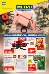 Karácsonyi ajándékötletek katalógus 2020/24-25