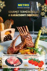 Gourmet termékkínálat a karácsonyi sikerhez! 2020/24-25