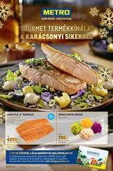 Gourmet termékkínálat a karácsonyi sikerhez! 2020/26-27