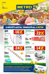 Élelmiszer és Szezonális katalógus 2021/07