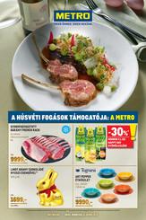 Húsvéti Gourmet katalógus 2021/07-08
