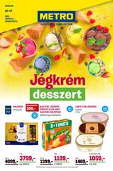 Jégkrém-desszert katalógus 2021/16-17