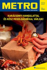 Ünnepi ajándékcsomag katalógus 2018/23