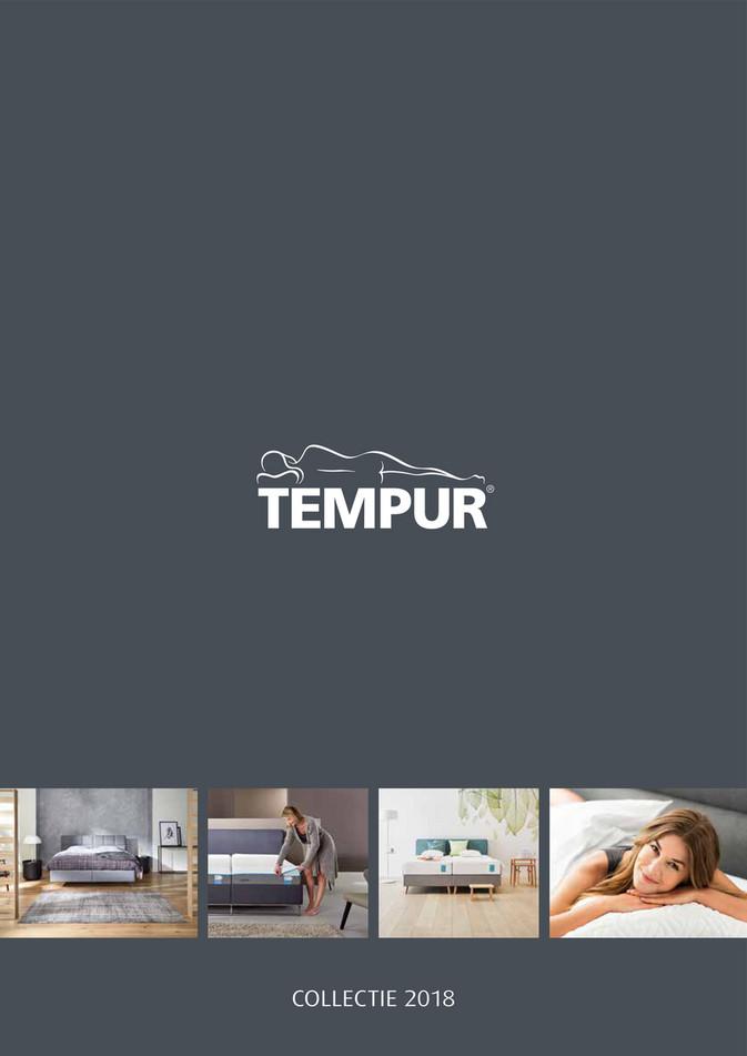 Tempur catalogus